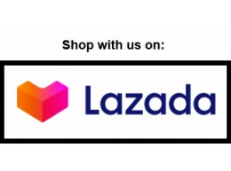 Shop with us on Lazada