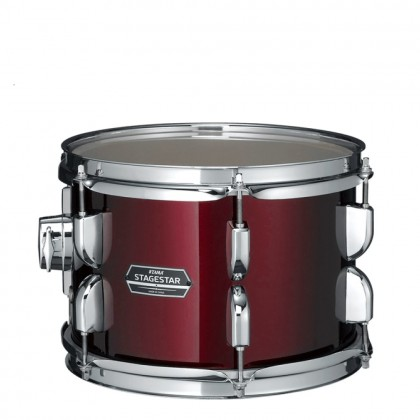 Tama Stagestar SG52KH6 5-Piece Drum Set Kits With Drumsticks And Throne, Cymbals NOT included, Wine Red