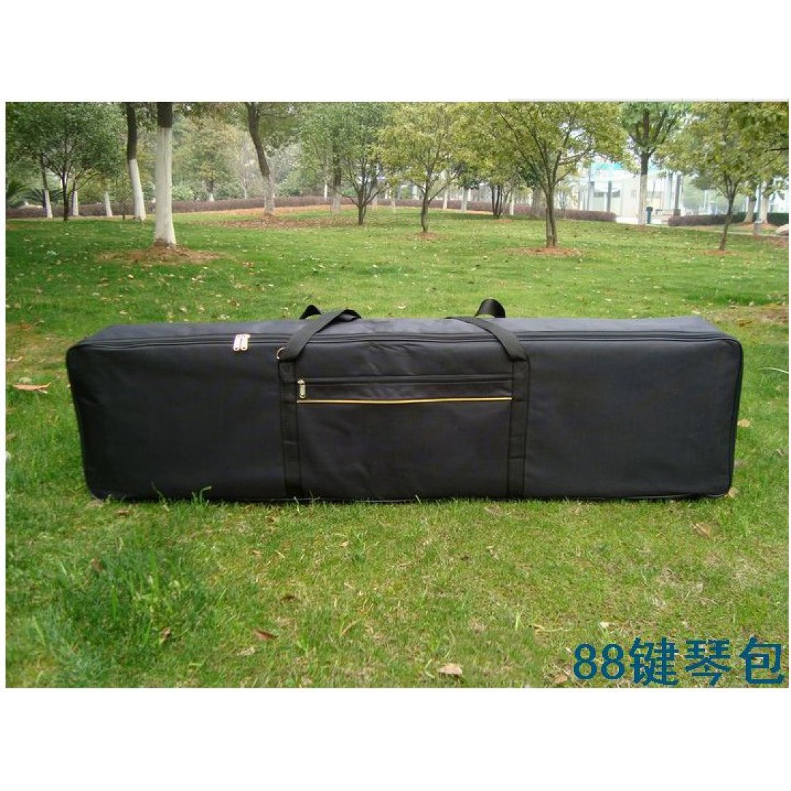 88 Key Piano Bag Keyboard Bagpack 5mm Padded Bag Piano Case Music Keyboard Bag