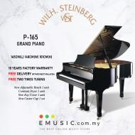 Wilh. Steinberg P165 Grand Piano (P-165 / P 165)