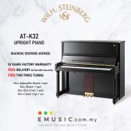 Wilh. Steinberg AT-32 Upright Piano (AT 32 / AT32)
