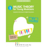 *NEW SYLLABUS* Poco Studio Music Theory for Young Musicians Grade 2 Third 3rd Edition by Ying Ying Ng