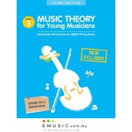 *NEW SYLLABUS* Poco Studio Music Theory for Young Musicians Grade 3 Third 3rd Edition by Ying Ying Ng