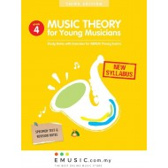 *NEW SYLLABUS* Poco Studio Music Theory for Young Musicians Grade 4 Third 3rd Edition by Ying Ying Ng