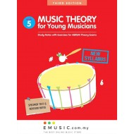 *NEW SYLLABUS* Poco Studio Music Theory for Young Musicians Grade 5 Third 3rd Edition by Ying Ying Ng